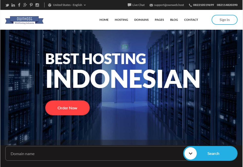 OwnHost Indonesia