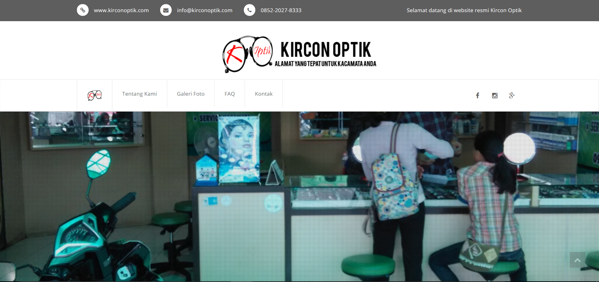 Kircon Optik Official Website
