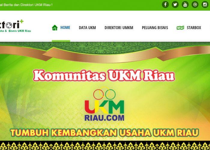Portal Direktori & Media Informasi UKM riau