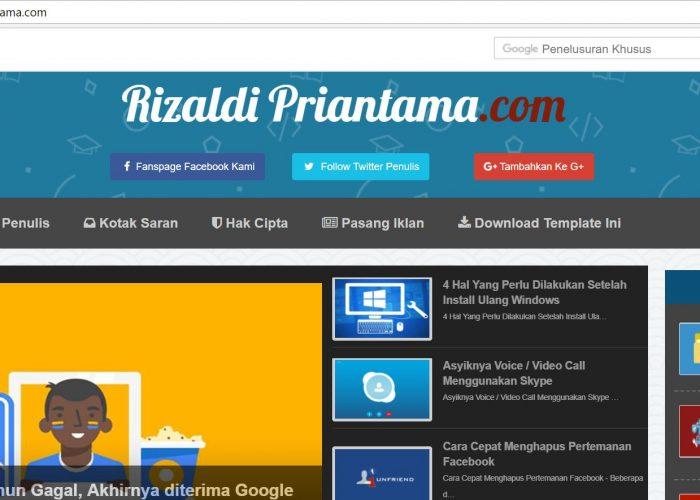RizaldiPriantama.com