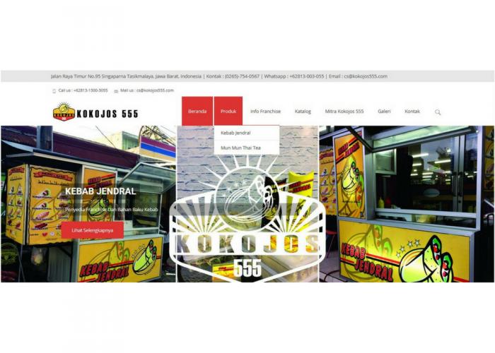 Kokojos 555 | Kebab Jendral