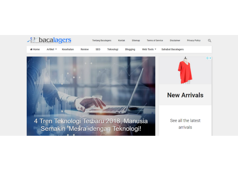 Bacalagers Media