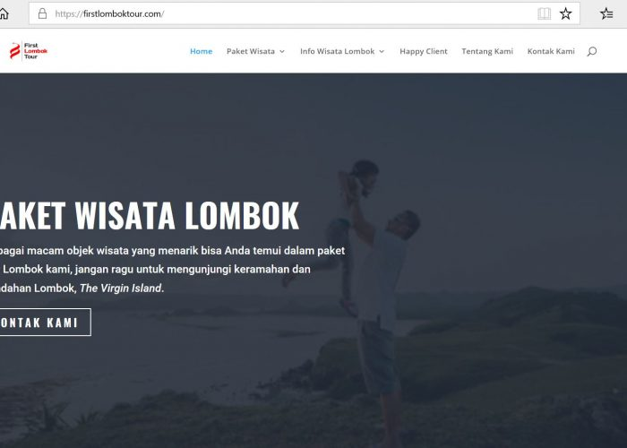 First Lombok Tour