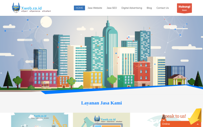 Jasa Website Profesional – Jasa Digital Advertising – Jasa SEO
