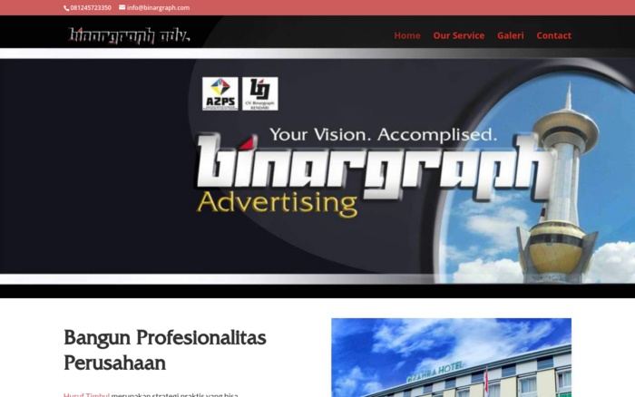 Binargraph Advertising