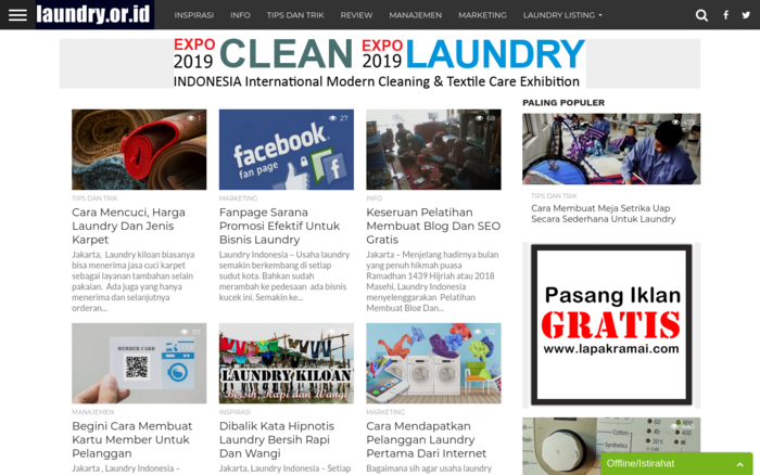Laundry Indonesia