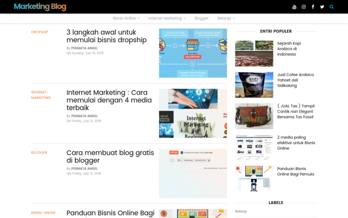 Marketing Blog | Bisnis online,Internet Marketing dan Ulasan produk.