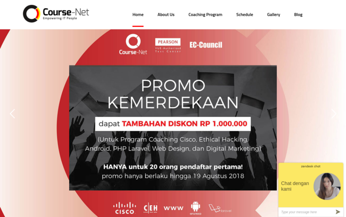 Course-Net Indonesia