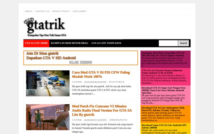 Download Apk Gta Sa Lite Adreno Gtatrik - iTechBlogs co
