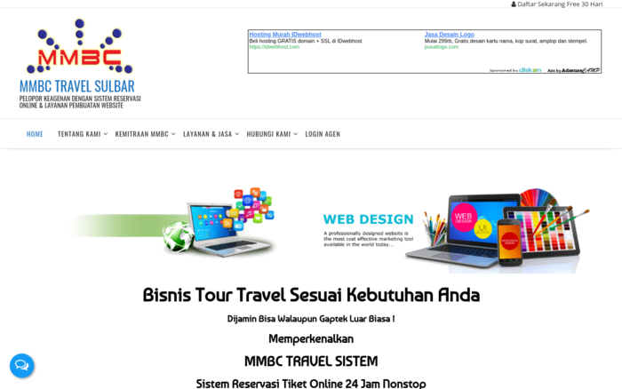MMBC TRAVEL SULBAR