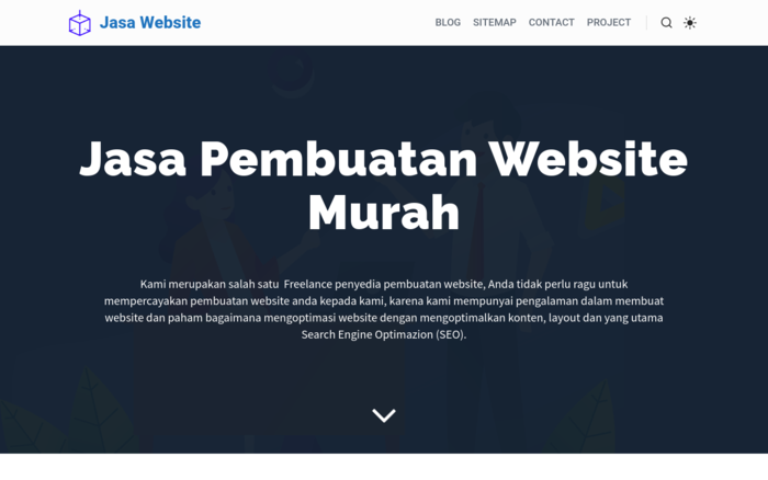 Jasa Website