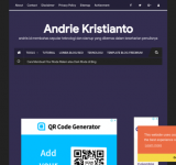 Andrie Kristianto – Blog Personal