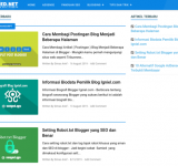 Samied Network | Tutorial Blogger