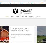 Travel Blogger Indonesia | Yukkuy